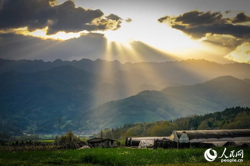 人民网北京4月6日电 (记者 史雅乔)界头镇位于云南省腾冲市北部边境,距缅甸密支那的板瓦镇仅40公里,是西南边陲国境线上的一个镇子。 界头镇中心学校,是根据教育体制改革而成立的机构,类似于一个镇教育办公室。主要负责全镇2所初中,15所小学和25个幼儿园的教学规划与管理工作。 熊国朝,一位特别的乡村校长,今年46岁的他,已经在界头镇中心学校从事乡村教育近27个年头了。 太阳下山后的界头镇,气温骤降。中心学校的老师热情地喊我们去屋里烤火取暖,我见到了刚刚从腾冲市里学习归来的熊校长。 熊校长跟我说的第一句