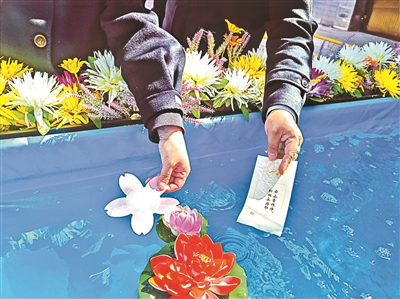 "5G直播、生态葬……今年清明祭扫有这些新的""打开方式"""